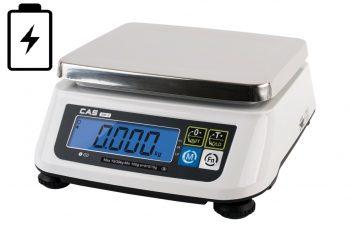 Gastro váha CAS SW-2 do 15 kg